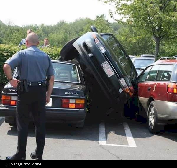 Funny Car Accident Quotes: Funny Crazy Car Accident Pictures